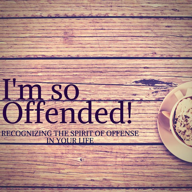 I'm So Offended