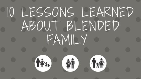 Blended Family (Part II)