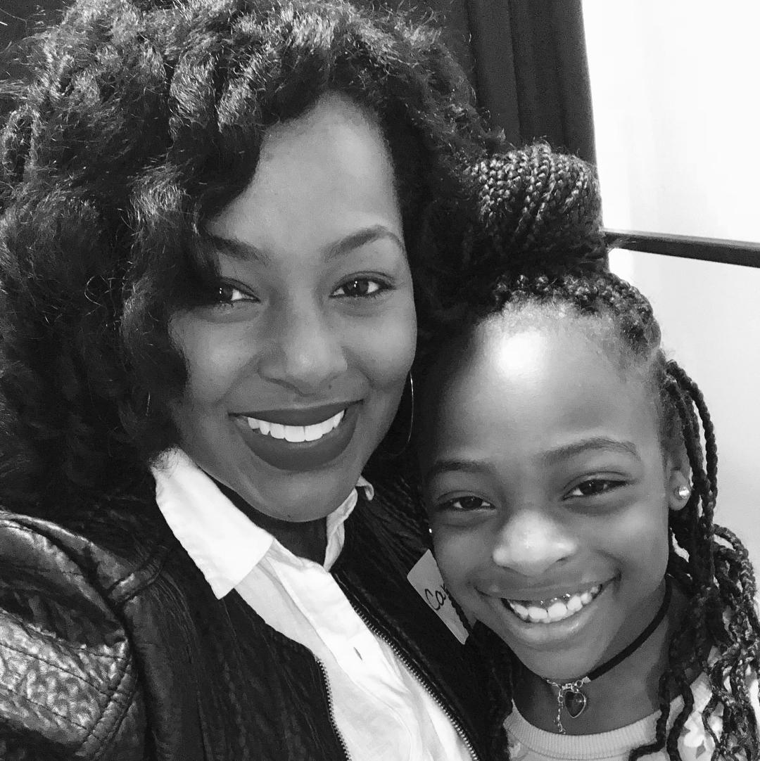Black Mother Daughter